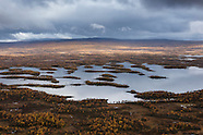 Kungsleden South - Ammarnäs to Hemavan 2015