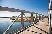 The Pier at Bolsa Chica Wetlands in Huntington Beach