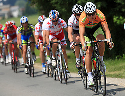 Aldo Ino Ilesic of Sava Kranj during 1st stage of the 15th Tour de Slovenie from Ljubljana to Postojna (161 km) , on June 11,2008, Slovenia. (Photo by Vid Ponikvar / Sportal Images)/ Sportida)