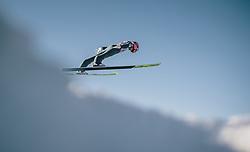 01.01.2020, Olympiaschanze, Garmisch Partenkirchen, GER, FIS Weltcup Skisprung, Vierschanzentournee, Garmisch Partenkirchen, Wertungssprung, im Bild Daniel Huber (AUT) // Daniel Huber of Austria during his competition Jump for the Four Hills Tournament of FIS Ski Jumping World Cup at the Olympiaschanze in Garmisch Partenkirchen, Germany on 2020/01/01. EXPA Pictures © 2019, PhotoCredit: EXPA/ JFK