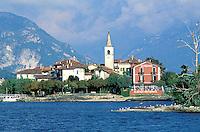 Isola dei Pescatori - Borromees islands - Lake Majeur - Piemont - Italy