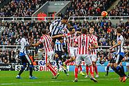 Newcastle United v Stoke City 311015