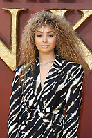 Ella Eyre, The Lion King - European Premiere, Leicester Square Gardens, London, UK, 14 July 2019, Photo by Richard Goldschmidt