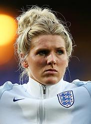 Millie Bright of England - Mandatory by-line: Matt McNulty/JMP - 19/09/2017 - FOOTBALL - Prenton Park - Birkenhead, United Kingdom - England v Russia - FIFA Women's World Cup Qualifier