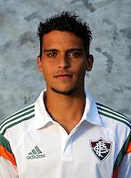 "Brazilian Football League Serie A / <br /> ( Fluminense Football Club ) - <br /> Jean Raphael Vanderlei Moreira "" Jean """