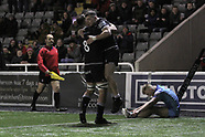 Newcastle Falcons v Doncaster Knights 100120