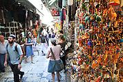 Israel, Jerusalem, Old City, the Market Street