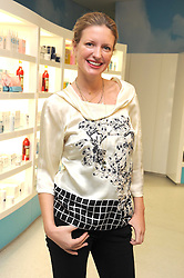 LAINEY SHERIDAN-YOUNG at a party to celebrate the publication of Camilla Morton's book 'A Year in High Heals' held at Bliss Spa, 60 Slaone Avenue, London on 5th February 2009.