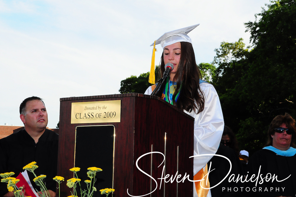 Class of 2014 Bellport High School Graduation ceremony pictures