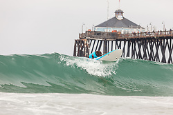 July 29, 2017 - Imperial Beach, CA, US - Surfdog returns to Imperial Beach for the twelfth  year...Kona gets ready to drop. (Credit Image: © Daren Fentiman via ZUMA Wire)
