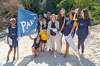 Sylvia Earle and Parley Team Smiles in Seychelles