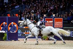 Van Der Vleuten Maikel, NED, Dana Blue<br /> Jumping International de Bordeaux 2020<br /> © Hippo Foto - Dirk Caremans<br />  09/02/2020