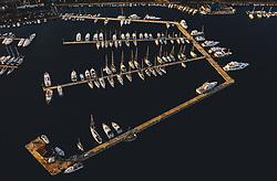 THEMENBILD - Segelboote und Yachten im Hafen bei Sonnenuntergang, aufgenommen am 04. Juli 2020 in Umag, Kroatien // Sailboats and yachts in the harbour at sunset in Umag, Croatia on 2020/07/04. EXPA Pictures © 2020, PhotoCredit: EXPA/ JFK