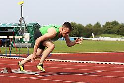Day 1 of Landesmeisterschaften Niedersachsen and Bremen on July 5, 2014 in Bremen, Germany.