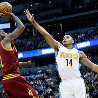 03-22 CAVALIERS AT NUGGETS