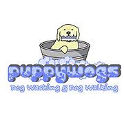 Dogwashing Company Logo
