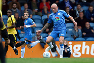 Stockport County 1-1 Guiseley 14.8.18