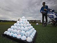 SPIJK - Piramide golfballen, Golfbaan THE DUTCH, COPYRIGHT KOEN SUYK