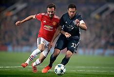 Manchester United vs Benfica - 31 October 2017