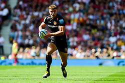Ollie Devoto of Exeter Chiefs - Mandatory by-line: Ryan Hiscott/JMP - 01/06/2019 - RUGBY - Twickenham Stadium - London, England - Exeter Chiefs v Saracens - Gallagher Premiership Rugby Final