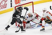 Hockey: 20171011 LA King vs Calgary Flames