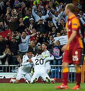 Real Madrid v Galatasaray 030413