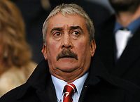 Photo: Javier Garcia/Back Page Images Mobile 07887 794393<br />28/11/2004 Liverpool v Arsenal, FA Barclays Premiership, Anfield<br />David Moores