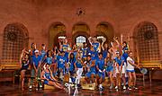 UCLA Athletics -  2015-2016 All UCLA Athletes Photo Shoot, Powell Library, UCLA, Los Angeles, CA.<br /> September 21st, 2015<br /> Copyright Don Liebig/ASUCLA<br /> 150921_ATH_0089.NEF