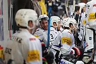 Benjamin Chavaillaz (Fribourg) im Spiel der National League zwischen den SC Rapperswil-Jona Lakers und dem HC Fribourg-Gotteron, am Freitag, 22. Oktober 2021, in der St. Galler Kantonalbank Arena Rapperswil-Jona. (Thomas Oswald)