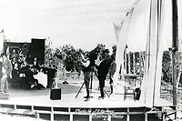 1913 Filming The Squaw Man at Jesse Lasky Feature Play Co.