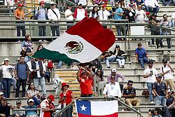 October 28, 2018 - Mexico-City, Mexico - Motorsports: FIA Formula One World Championship 2018, Grand Prix of Mexico, ..Fans  (Credit Image: © Hoch Zwei via ZUMA Wire)