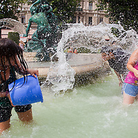 Water Fight Day Budapest 2013