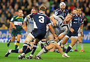 James Broadhurst (HUR)<br /> Melbourne Rebels v The Hurricanes<br /> Rugby Union - 2011 Super Rugby<br /> AAMI Park, Melbourne VIC Australia<br /> Friday, 25 March 2011<br /> © Sport the library / Jeff Crow