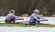 Caversham. Berkshire. UK<br /> GBR W2- Bow Helen GLOVER and Heather STANNING. 2016 GBRowing European Team Announcement,  <br /> <br /> Wednesday  06/04/2016 <br /> <br /> [Mandatory Credit; Peter SPURRIER/Intersport-images]
