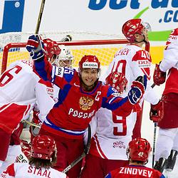 20110505: SVK, Ice Hockey - IIHF 2011 World Championship Slovakia, Russia vs Denmark