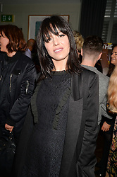 Imelda May at a party hosted by Andre Howard Gayle to launch issue one of The Fall held at The Groucho Club, Dean Street, London England. 05 October 2017.