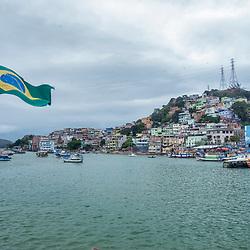 Vitória (paisagem) fotografado em Vitória, capital do estado do Espírito Santo -  Sudeste do Brasil. Oceano Atlântico. Registro feito em 2018.<br /> ⠀<br /> ⠀<br /> <br /> <br /> <br /> <br /> ENGLISH: Vitória-ES city photographed in Vitória, capital of the Espírito Santo state - Southeast of Brazil. Atlantic Ocean. Picture made in 2018.