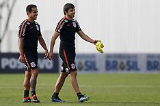 Corinthians training - 6 July 2018