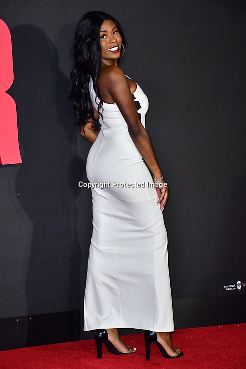 Brooke Odunbaku Arrivers at World Premiere of The Good Liar on 28 October 2019, at the BFI Southbank, London, UK.