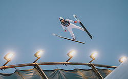 29.02.2020, Salpausselkae Hill, Lahti, FIN, FIS Weltcup Ski Sprung, Herren, Teamspringen, im Bild Daniel Andre Tande (NOR) // Daniel Andre Tande of Norway during the men's team event of FIS Ski Jumping World Cup at the Salpausselkae Hill in Lahti, Finland on 2020/02/29. EXPA Pictures © 2020, PhotoCredit: EXPA/ JFK