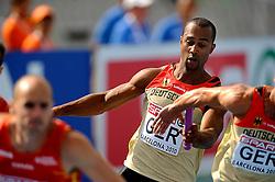 30-07-2010 ATLETIEK: EUROPEAN ATHLETICS CHAMPIONSHIPS: BARCELONA<br /> Marius Broening GER <br /> ©2010-WWW.FOTOHOOGENDOORN.NL