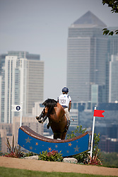 Funnell Pippa (GBR) - Shannon Billy<br /> CIC2* Greenwich Park Eventing Invitational<br /> Olympic Test Event - London 2011<br /> © Dirk Caremans
