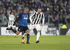 Juventus v FC Internazionale - 09 Dec 2017