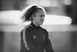 Katie Robinson of Bristol City  - Mandatory by-line: Ryan Hiscott/JMP - 19/01/2020 - FOOTBALL - Stoke Gifford Stadium - Bristol, England - Bristol City Women v Liverpool Women - Barclays FA Women's Super League