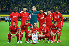 160407 Borussia Dortmund v Liverpool