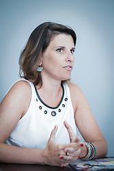 Diretora Executiva na empresa DeBRITO Propaganda, Liana Bazanela. FOTO: Jefferson Bernardes/ Agência Preview