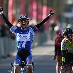 17-04-2016: Wielrennen: Ronde van Gelderland: Apeldoorn  APELDOORN (NED) wielrennen