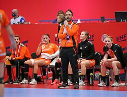 KOLDING, DENMARK - DECEMBER 5: EHF Euro 2020 Group D match between Netherlands and Serbia in Sydbank Arena, Kolding, Denmark on December 5, 2020. Photo Credit: Allan Jensen/EVENTMEDIA.
