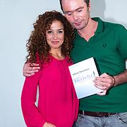 NLD/Amsterdam/20130917 - Boekpresentatie Het Inzicht van Johan Noorloos, Katja Schuurman en Johan