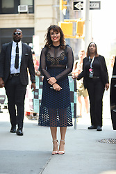 August 15, 2018 - New York, NY, USA - August 15, 2018 New York City..Dina Shihabi made an appearance  on Build Speaker Series on August 15, 2018 in New York City. (Credit Image: © Kristin Callahan/Ace Pictures via ZUMA Press)
